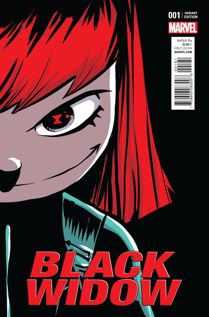 BLACK WIDOW #1 YOUNG VAR