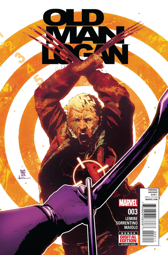 OLD MAN LOGAN #3