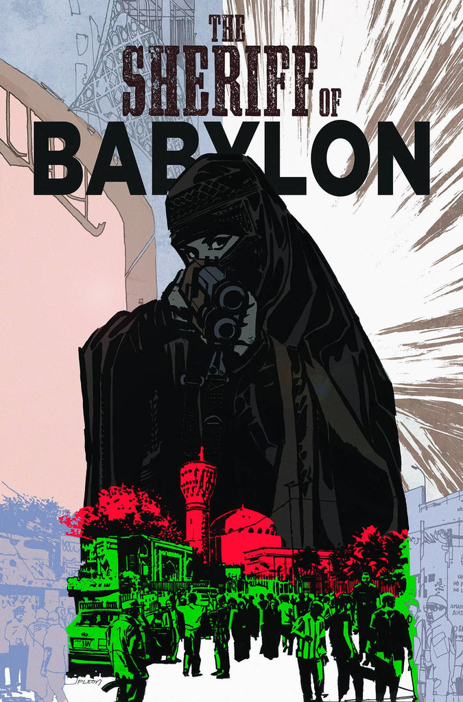 SHERIFF OF BABYLON #4 (OF 8) (MR)
