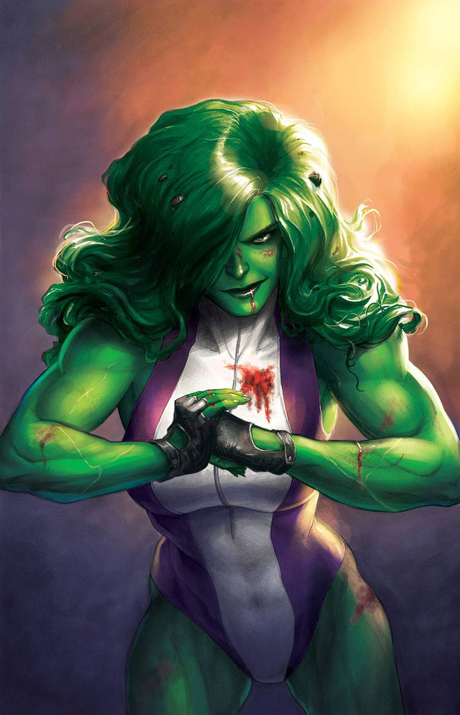 TOTALLY AWESOME HULK #4 WOP VAR COVER