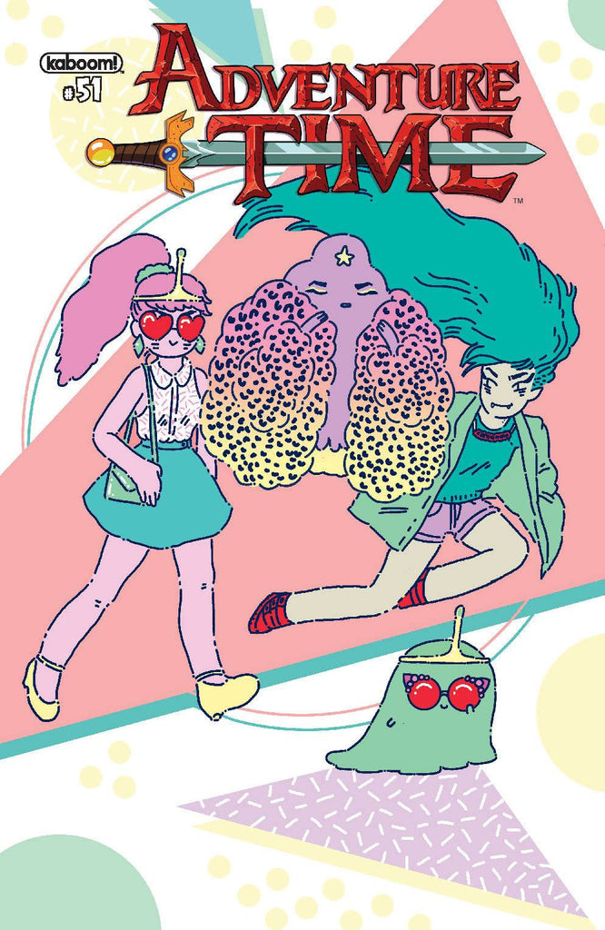 ADVENTURE TIME #51 SUBSCRIPTION SCHWARTZ VAR COVER