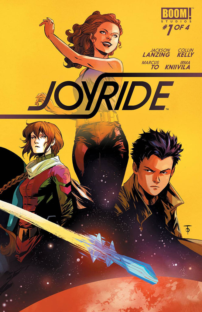 JOYRIDE #1 (OF 4) COVER
