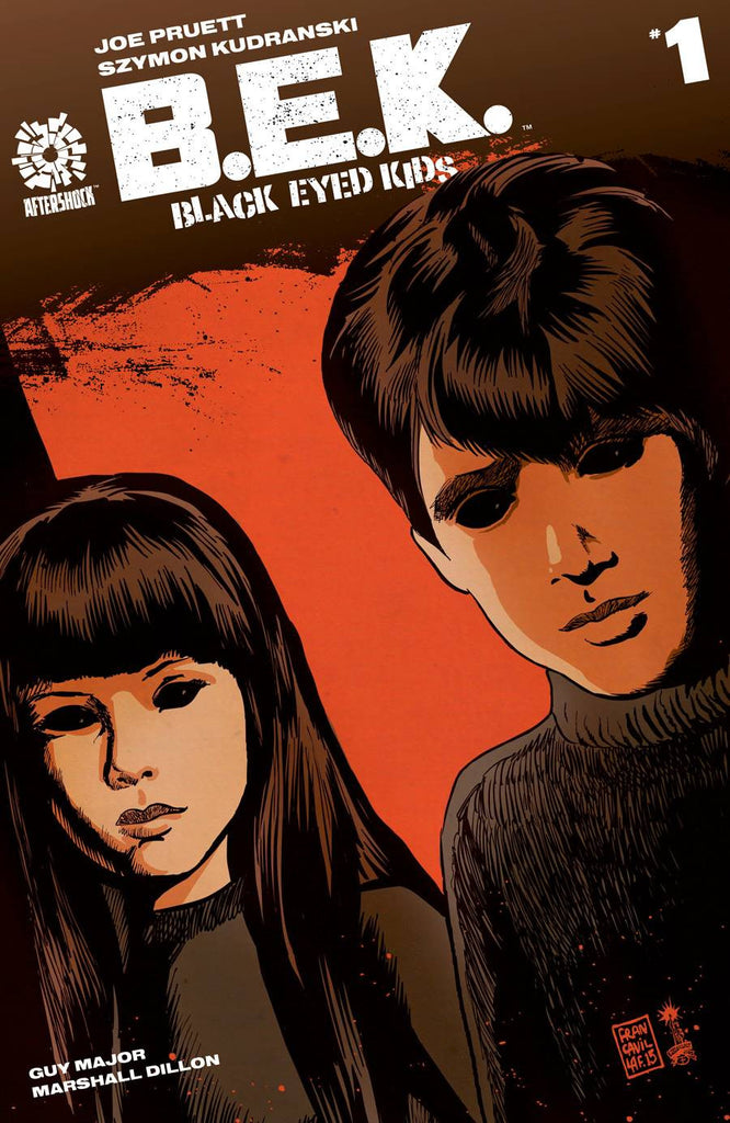 BLACK EYED KIDS #1 (MR) COVER