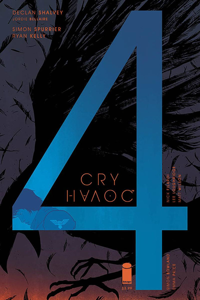 CRY HAVOC #4 CVR B SHALVEY & BELLAIRE (MR) COVER