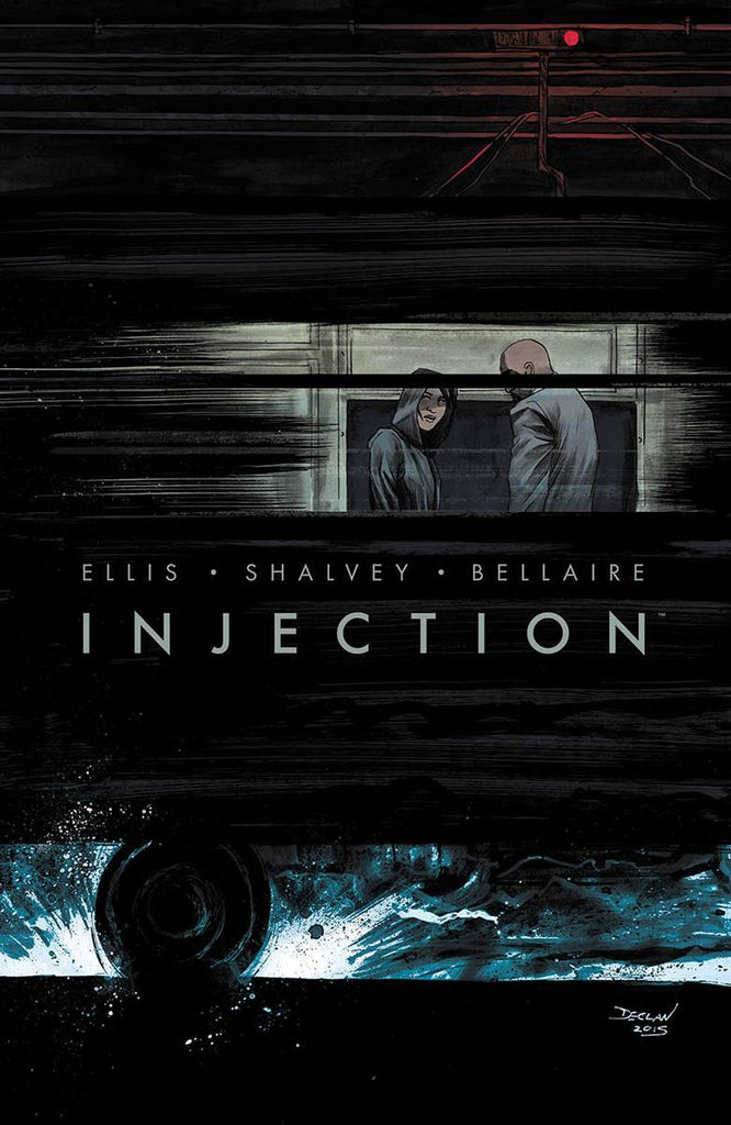 INJECTION #9 CVR A SHALVEY & BELLAIRE (MR) COVER