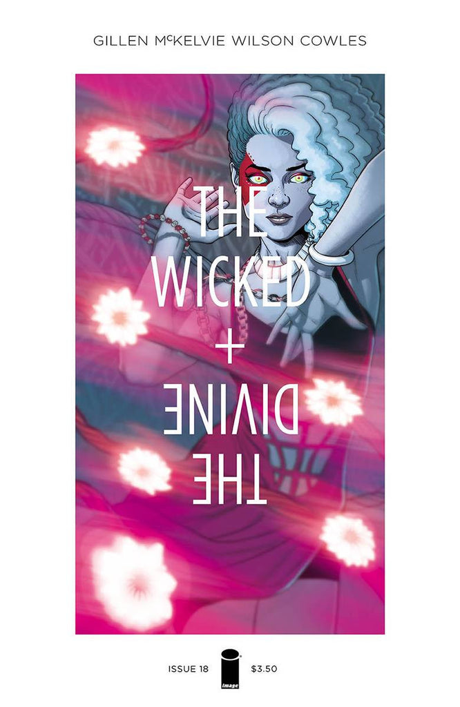 WICKED & DIVINE #18 CVR A MCKELVIE & WILSON (MR) COVER