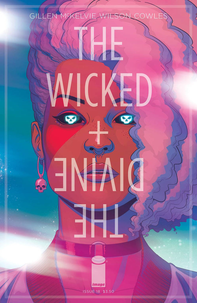 WICKED & DIVINE #18 CVR B MCKELVIE & WILSON (MR) COVER