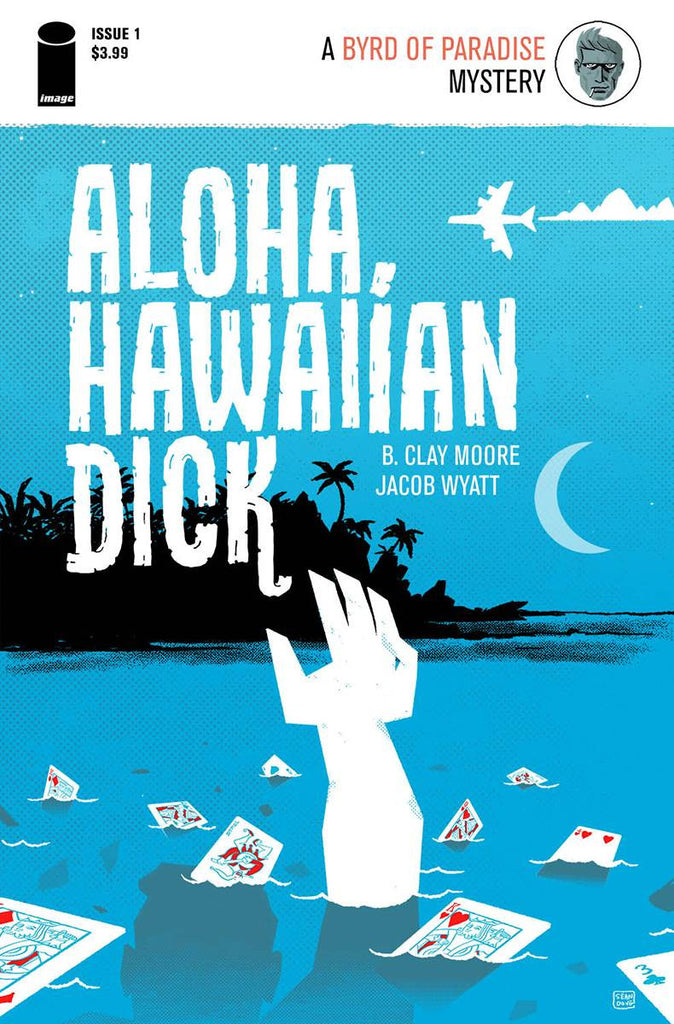 ALOHA HAWAIIAN DICK #1 (OF 4) COVER