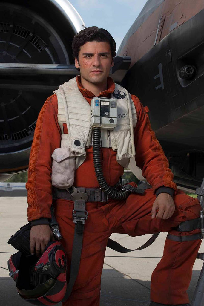 STAR WARS POE DAMERON #1 MOVIE VAR COVER