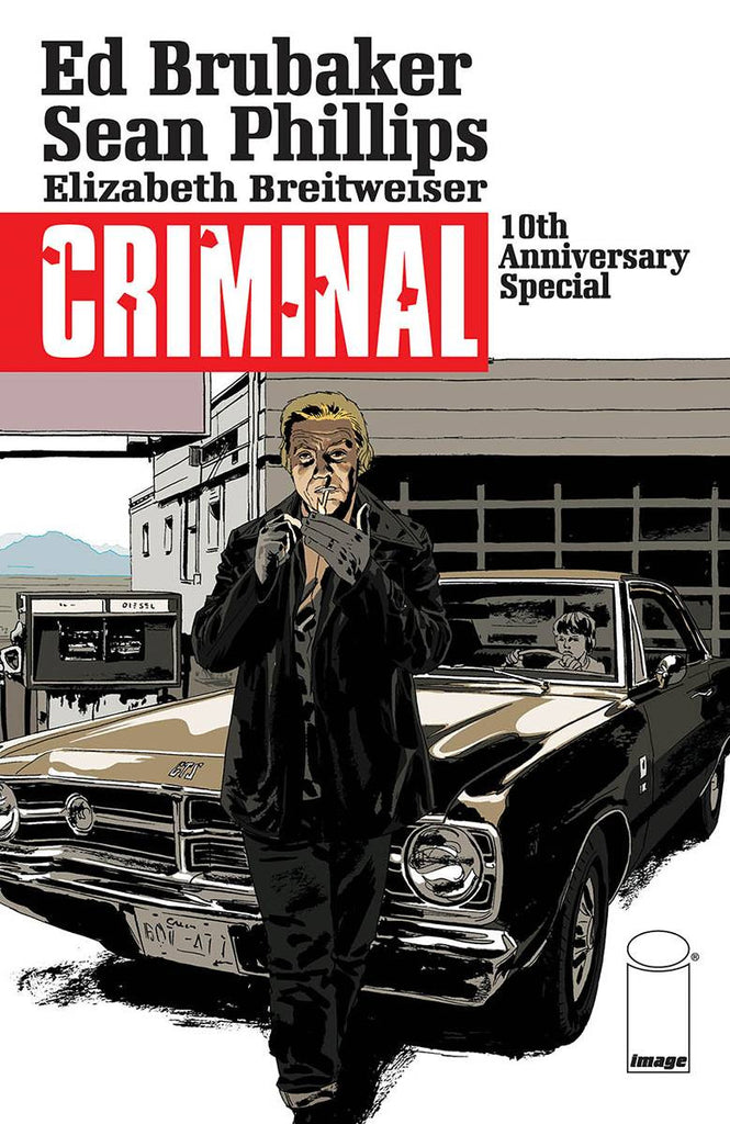 CRIMINAL 10TH ANNIVERSARY SPECIAL ED (MR) COVER