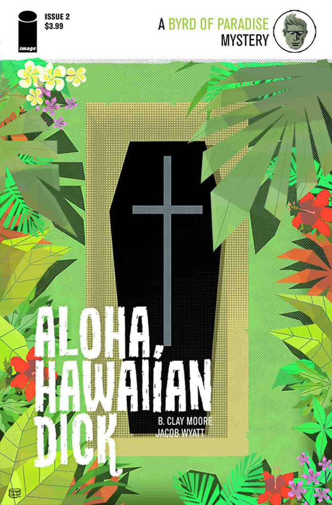 ALOHA HAWAIIAN DICK #2 (OF 5) COVER