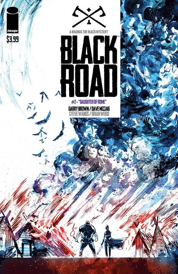 BLACK ROAD #2 (MR) COVER