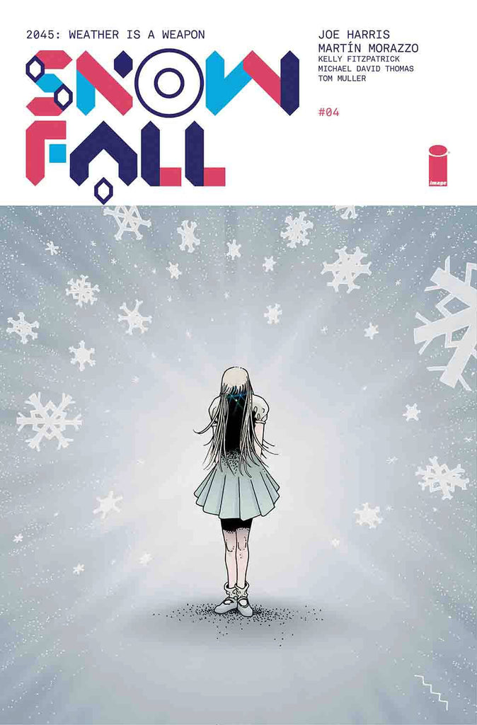 SNOWFALL #4 (MR) COVER