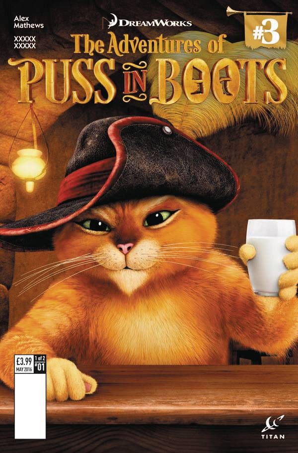 PUSS IN BOOTS #3 (OF 4) CVR A COVER