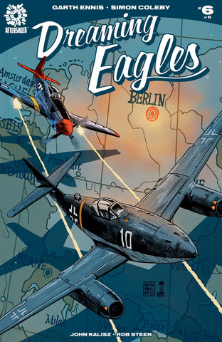DREAMING EAGLES #6 (OF 6) (MR) COVER