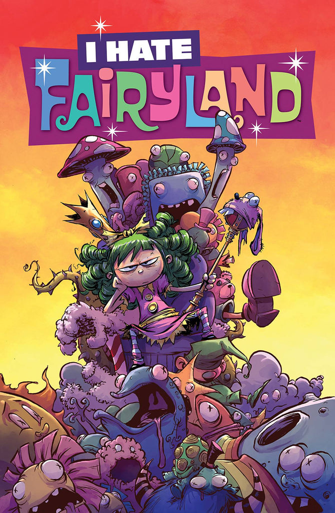 I HATE FAIRYLAND #6 CVR A YOUNG (MR) COVER
