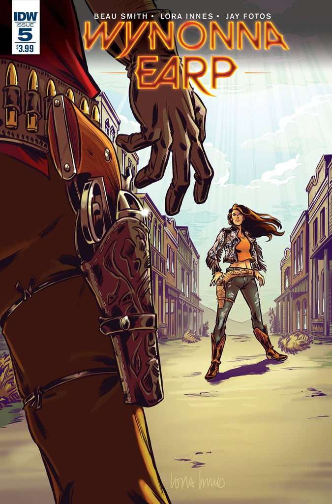 WYNONNA EARP #5 (OF 6) COVER