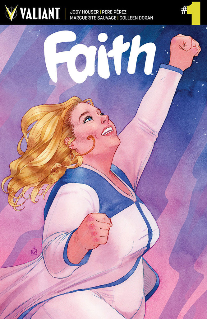 FAITH (ONGOING) #1 CVR A WADA COVER