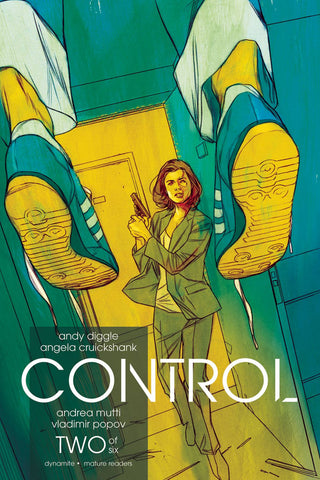 CONTROL #2 (OF 6) CVR A OLIVER (MR) COVER