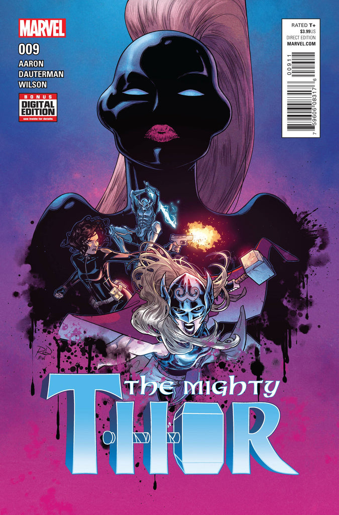 MIGHTY THOR #9 COVER