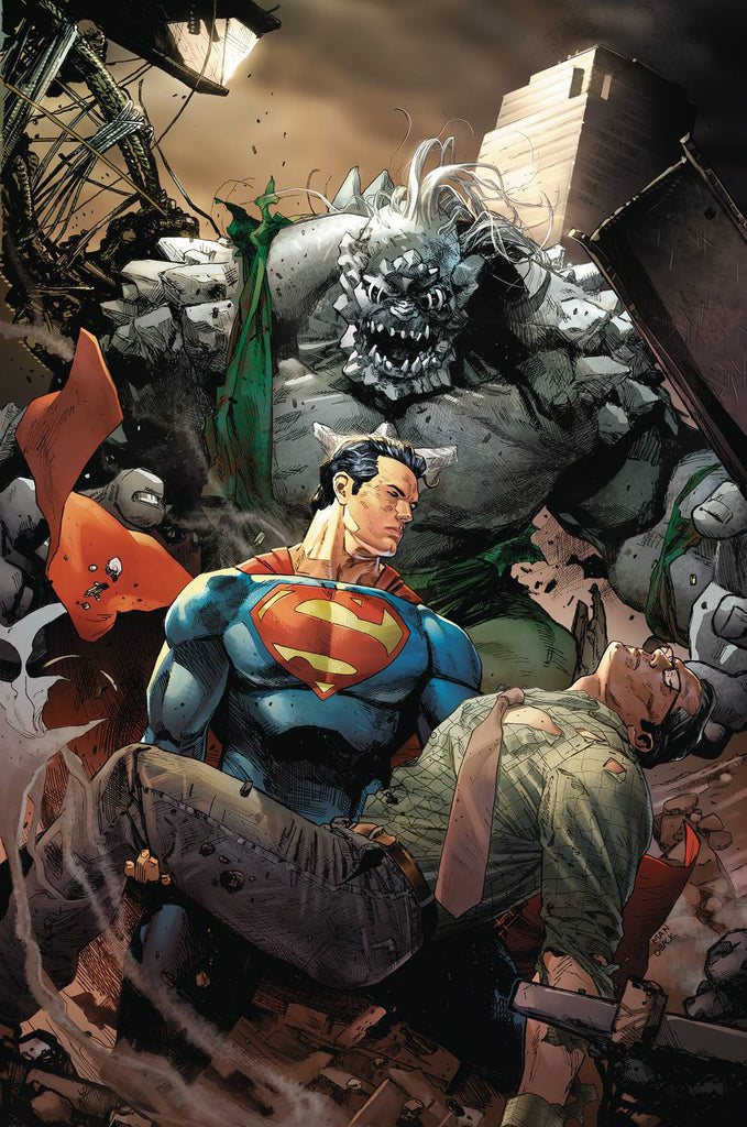 ACTION COMICS #959 COVER