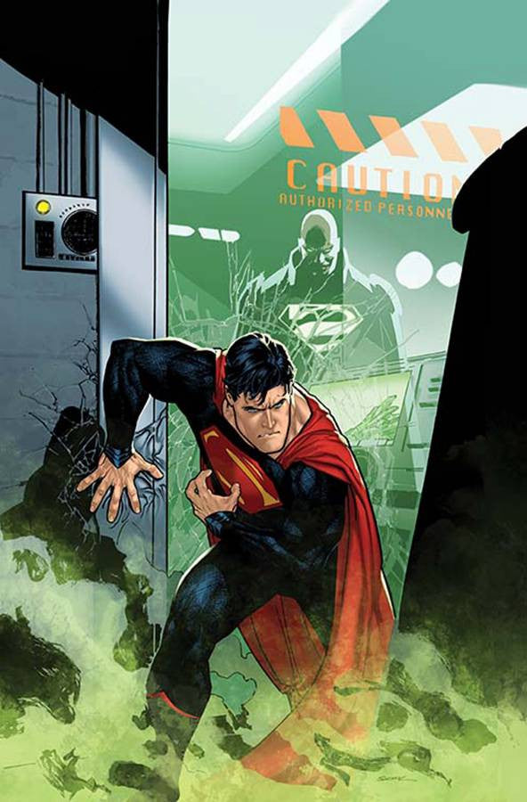 ACTION COMICS #959 VAR ED COVER