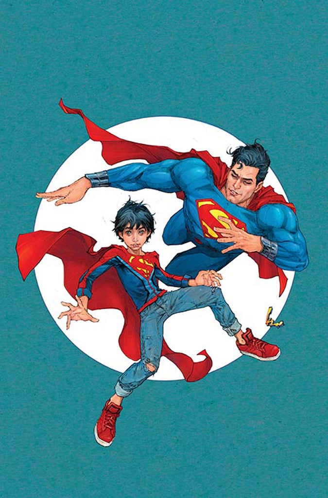SUPERMAN #3 VAR ED COVER