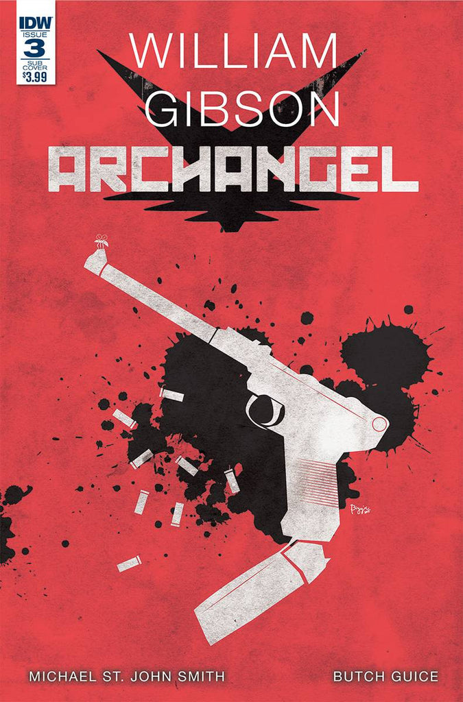 ARCHANGEL #3 (OF 5) SUBSCRIPTION VAR COVER