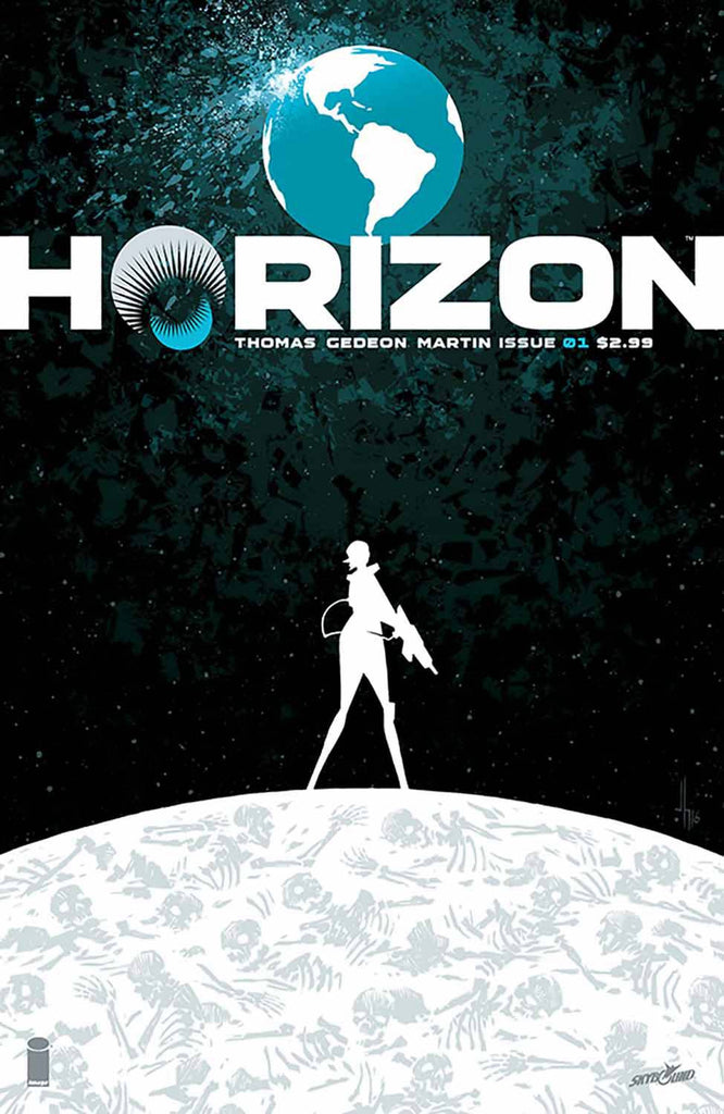 HORIZON #1 COVER