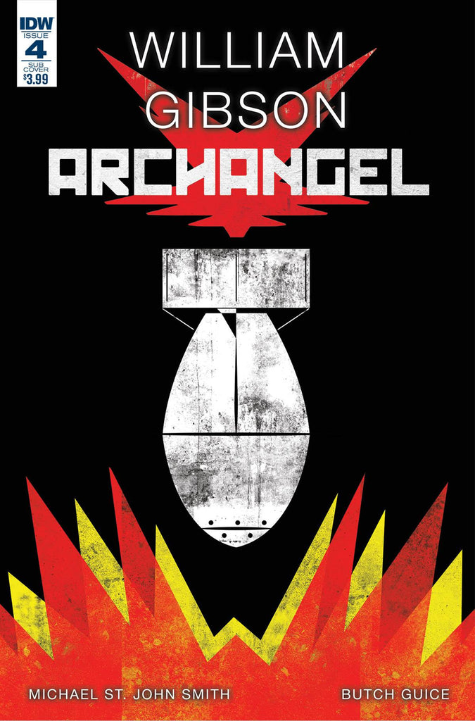 ARCHANGEL #4 (OF 5) SUBSCRIPTION VAR COVER