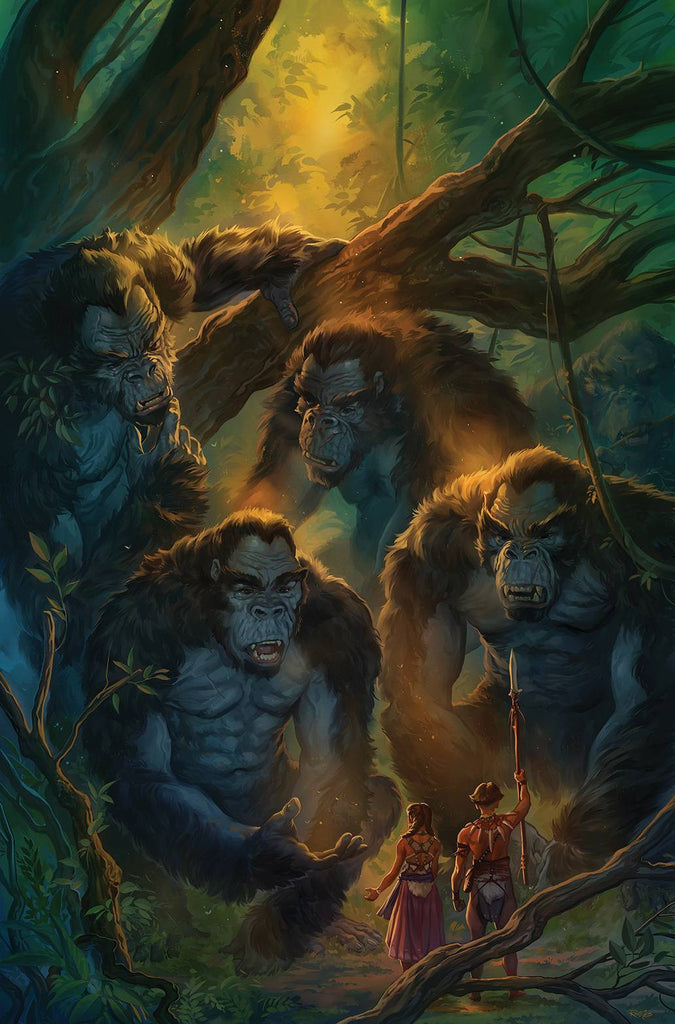 KONG OF SKULL ISLAND #2 (OF 6) COVER