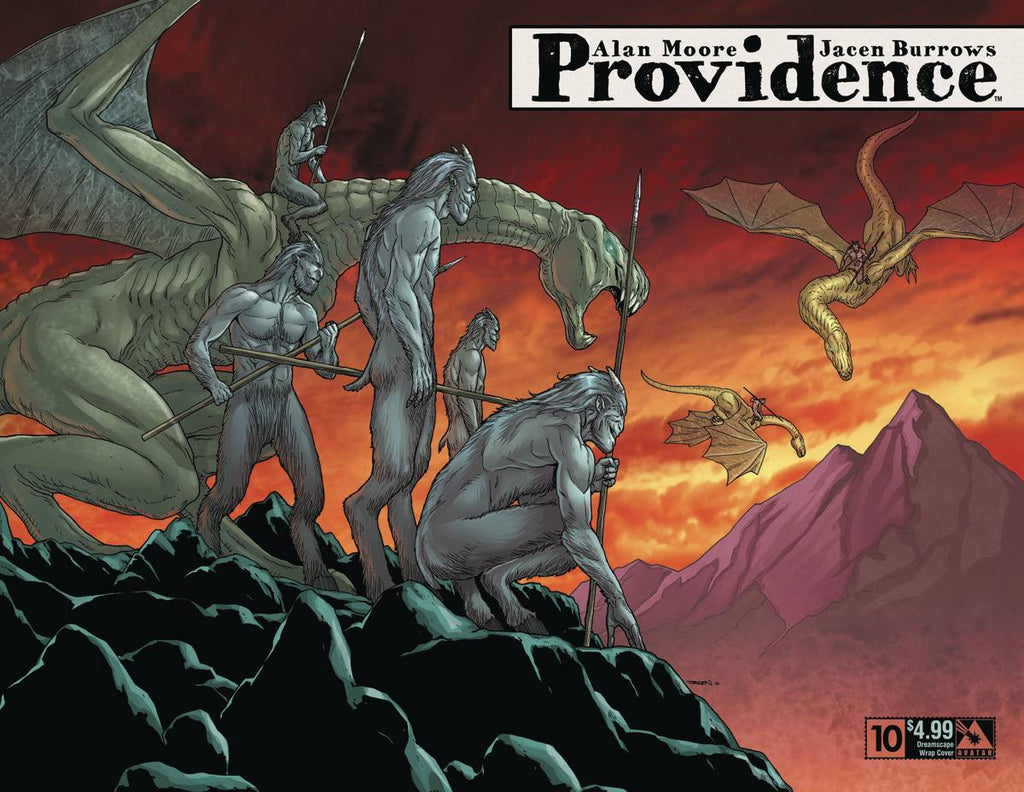 PROVIDENCE #10 (OF 12) DREAMSCAPE WRAP CVR (MR) COVER