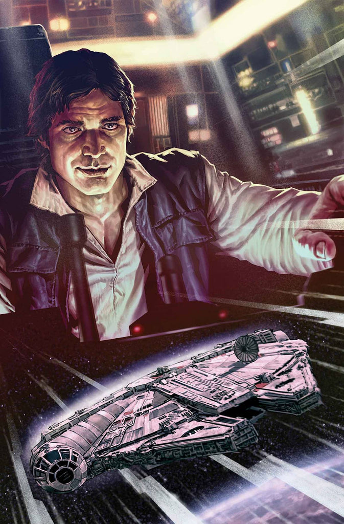 STAR WARS HAN SOLO #3 (OF 5) COVER