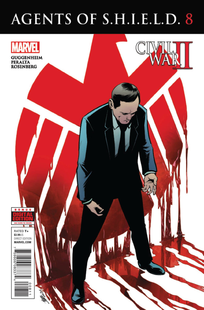 AGENTS OF SHIELD #8 CW2 COVER