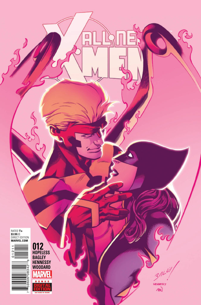 ALL NEW X-MEN #12 COVER