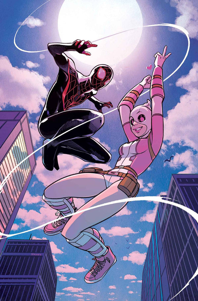 GWENPOOL #5 COVER