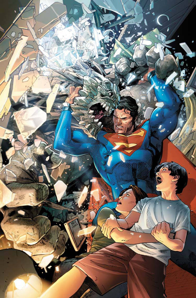 ACTION COMICS #961 COVER