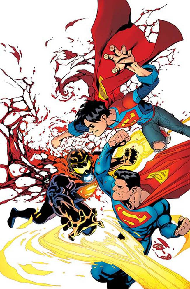 SUPERMAN #4 COVER