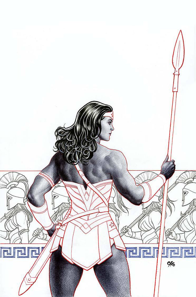 WONDER WOMAN #5 VARIANT EDITION COVER