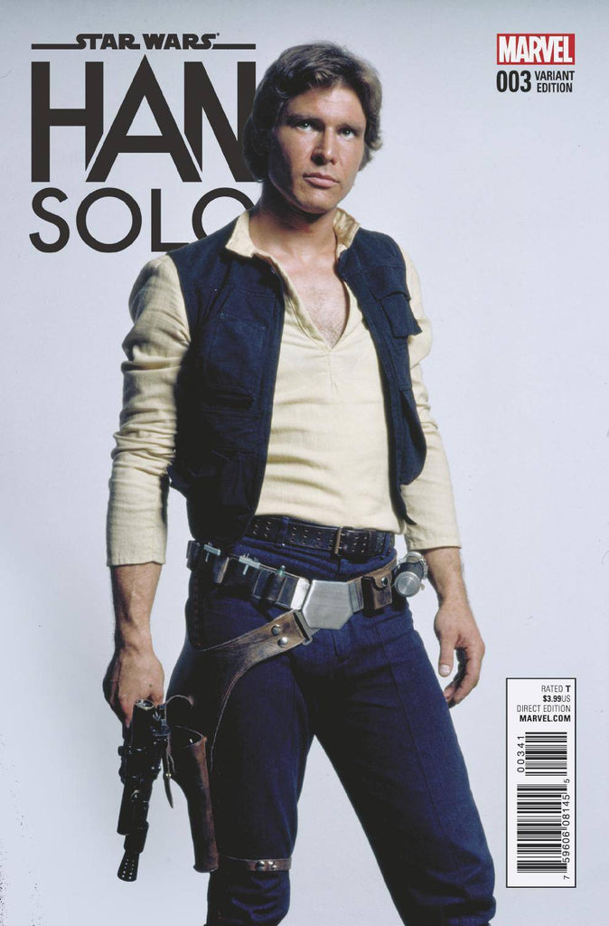 STAR WARS HAN SOLO #3 (OF 5) MOVIE VAR COVER