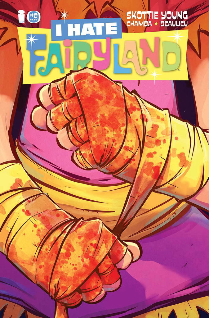 I HATE FAIRYLAND #8 CVR A YOUNG (MR) COVER
