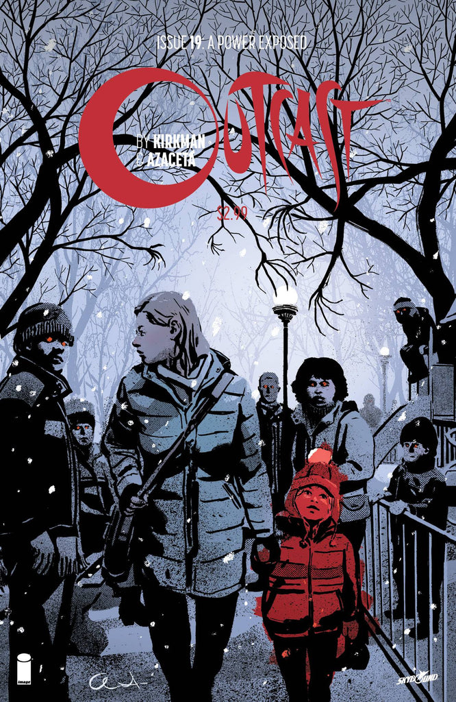 OUTCAST BY KIRKMAN & AZACETA #20 (MR) COVER