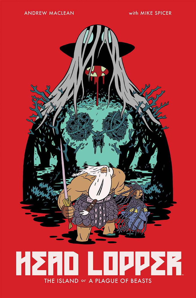HEAD LOPPER TP VOL 01 ISLAND OR A PLAGUE OF BEASTS (MR) COVER