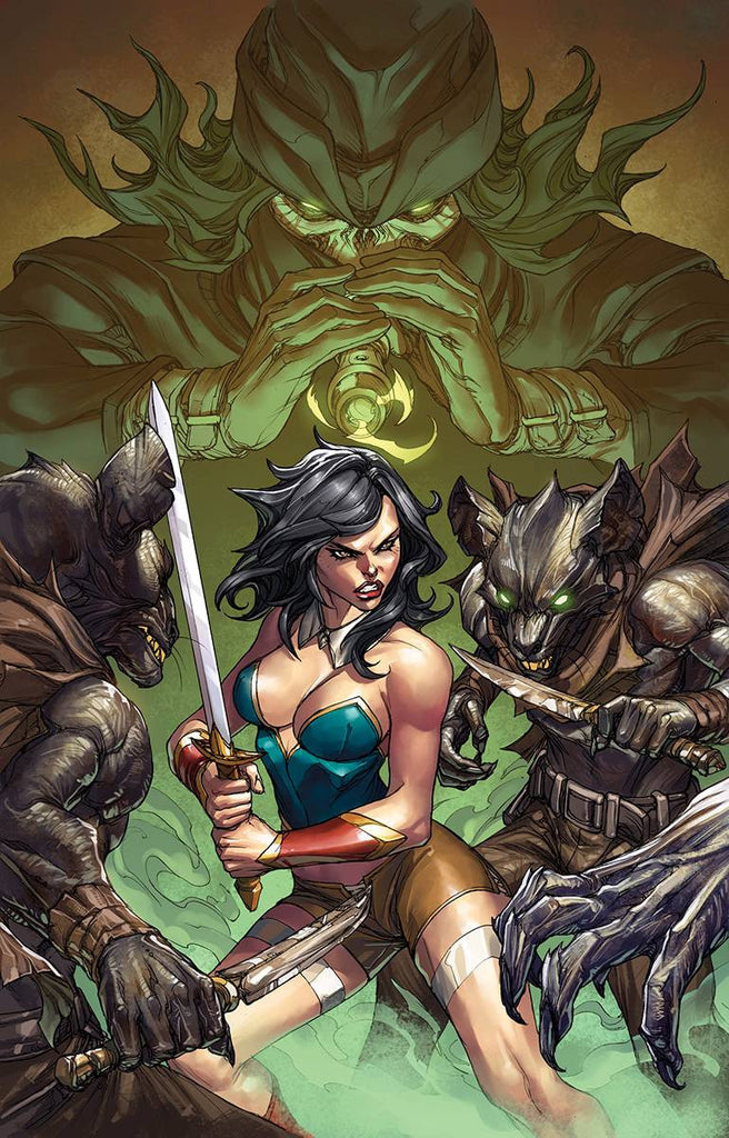 GRIMM FAIRY TALES ANNUAL 2016#1 CVR A PANTALENA (MR) COVER