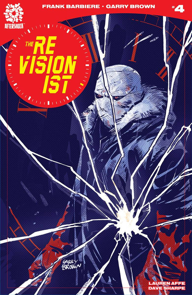 REVISIONIST #4 COVER
