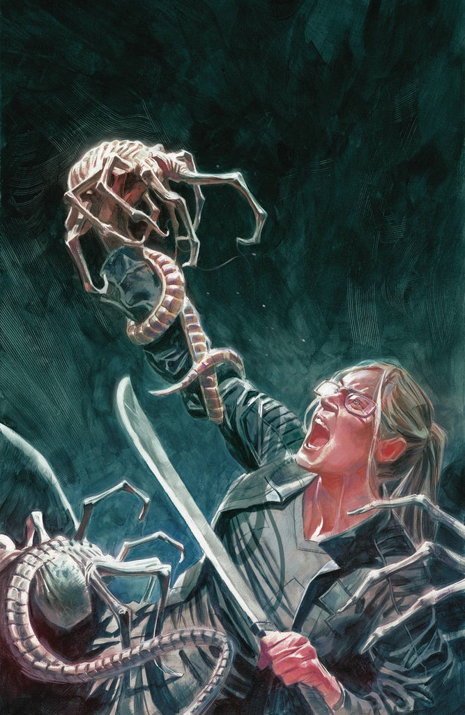 ALIENS DEFIANCE #6 COVER