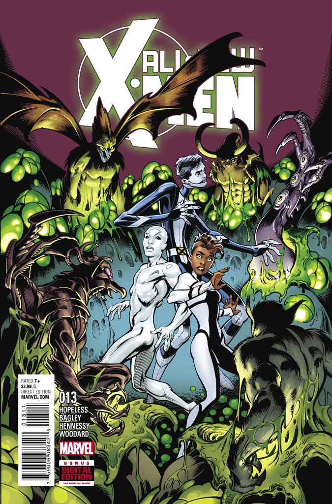 ALL NEW X-MEN #13 COVER