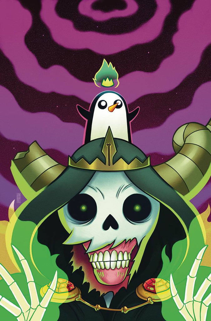 ADVENTURE TIME 2016 SPOOOKTACULAR #1 COVER