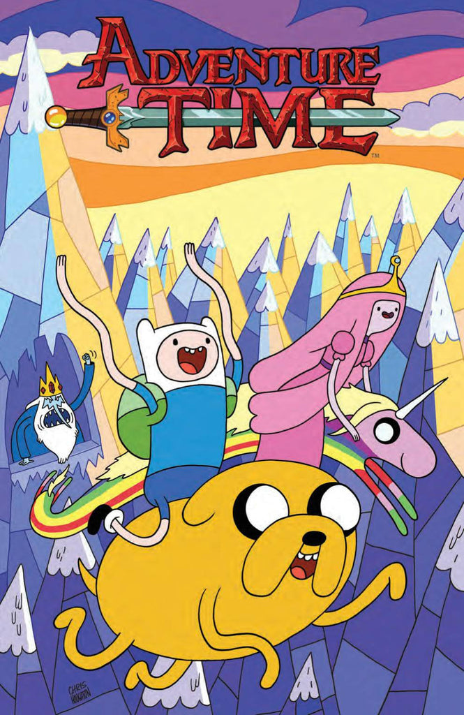 ADVENTURE TIME TP VOL 10 COVER