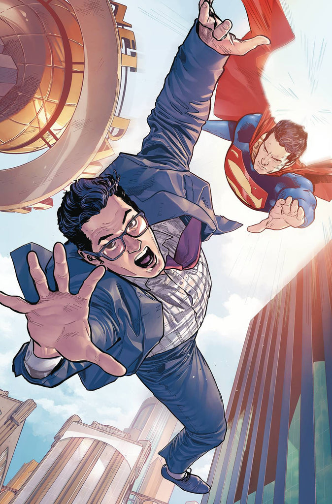 ACTION COMICS #963 COVER